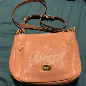 Michael Kors Dusty Rose with Gold hardware